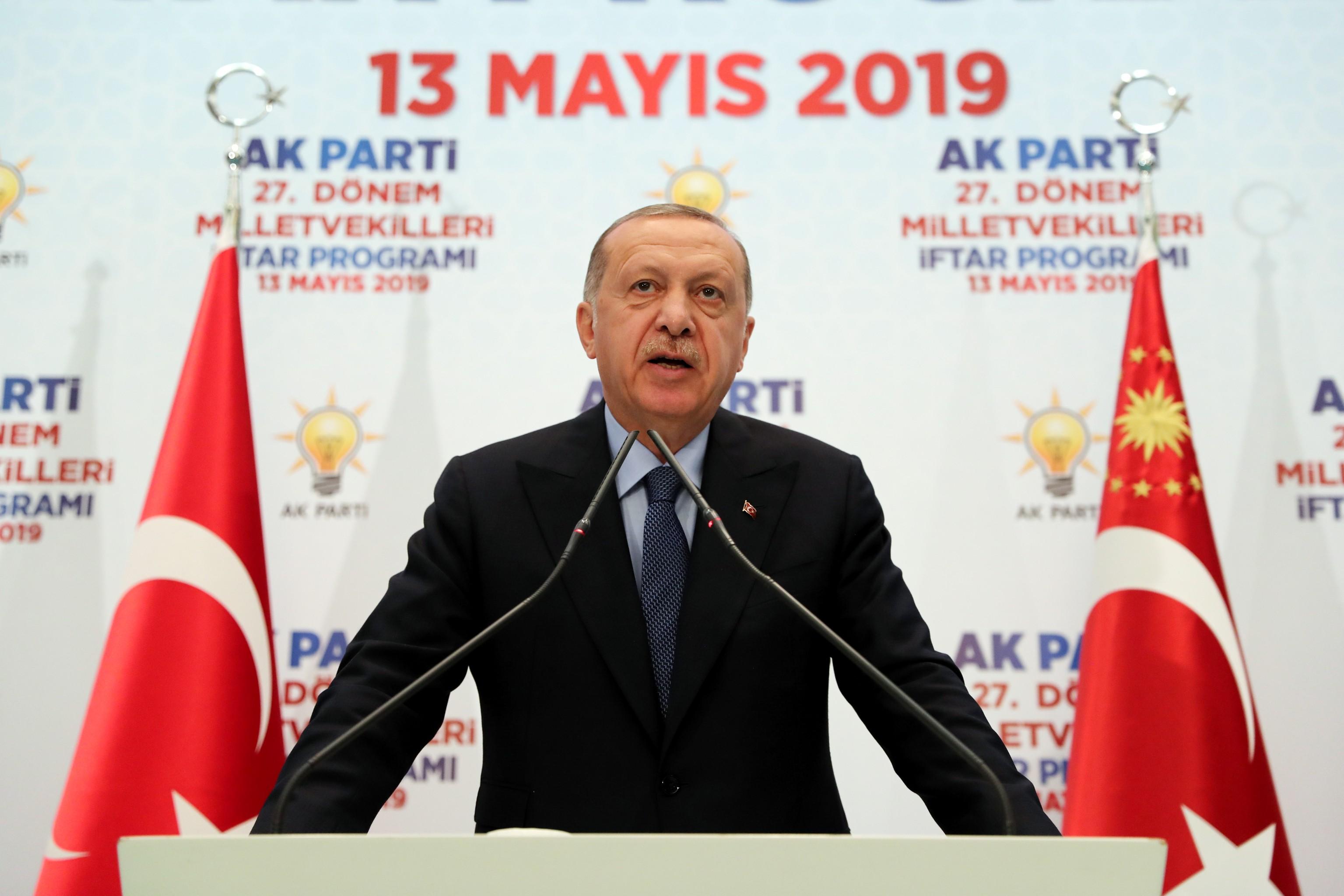 """Başkan Erdoğan: """"Cevap çok basit, oyları çaldılar"""""""