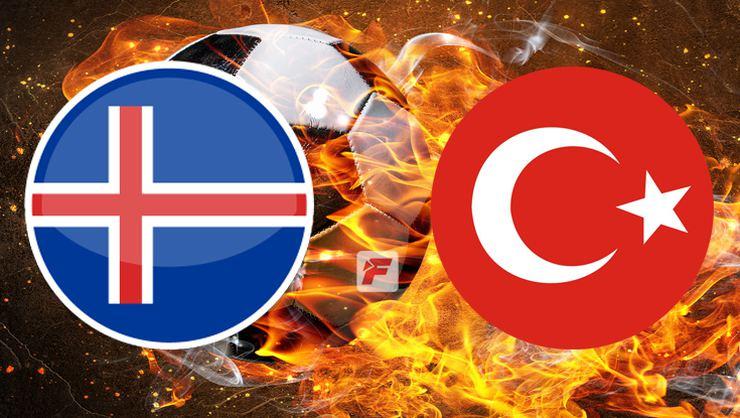 İzlanda - Türkiye Maçının Muhtemel 11'leri