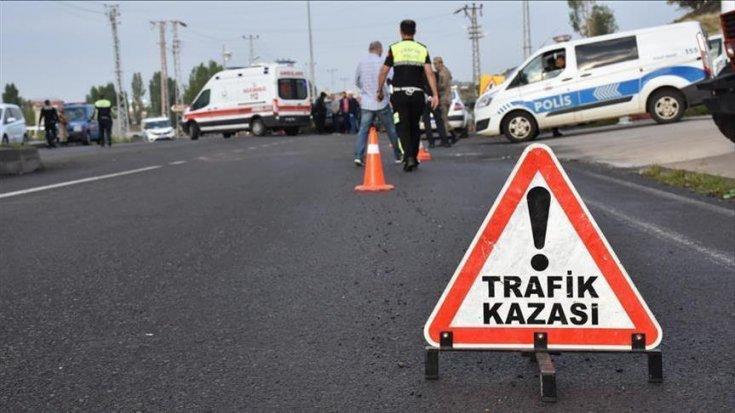 Tatilin 6 günlük kaza bilançosu: 61 ölü, 473 yaralı!