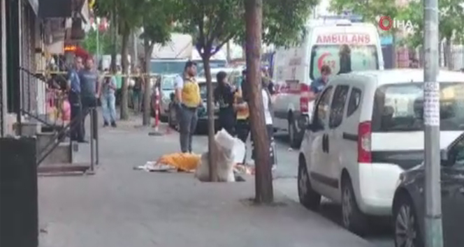 Cinnet getiren adam eşini ve çocuklarını vurup intihar etti