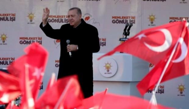 Cumhurbaşkanı Erdoğan'dan İstanbul kararı