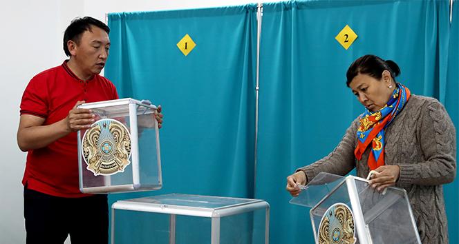 Kazakistan yarın Cumhurbaşkanını seçecek