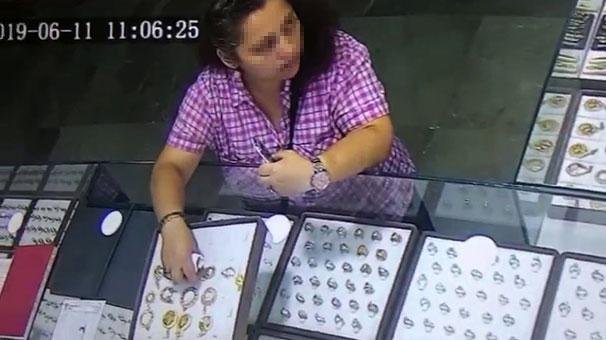 Lakabı: Tırnakçı Ayşe! İstanbul'da kaşla göz arasında...