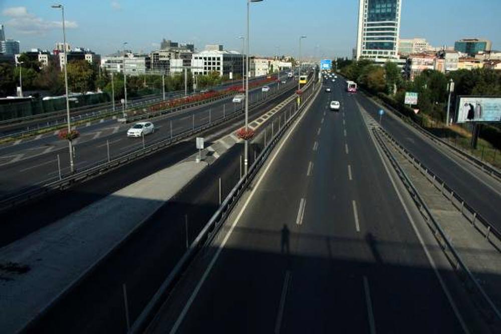 İBB Paylaştı! İstanbul'da Şaşırtan Görüntü