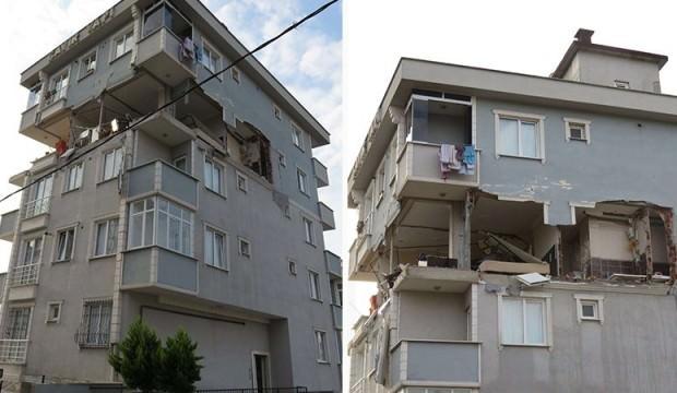 İstanbul'da Bir Binada Patlama
