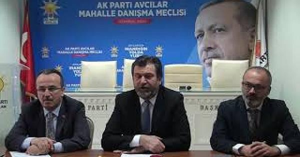 Avcılar AK Parti İlçe Başkanı Karaarslan Belediye Başkanı Hançerli'ye sert çıktı!