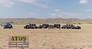 'ATEŞ' Şarkısı-Azerbeycan