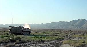 Azerbaycan Ordusu Cebrail Şehrini Kurtardı