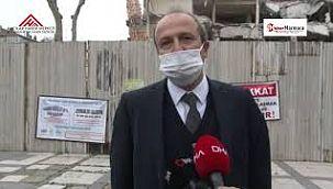 Avcılar'ın Belediyesi Eski Binasında Yıkıma Başlandı #kentseldönüşüm
