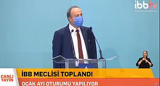 #Avcılar Belediye Başkanı Av. Turan Hançerli İBB Meclisinde Konuştu !