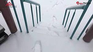 Avcılar'dan Kar Manzaraları (Şubat 2021)
