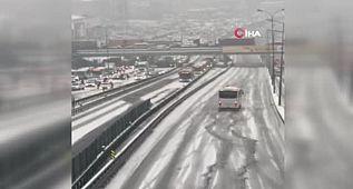 İstanbulluların Kar Çilesi