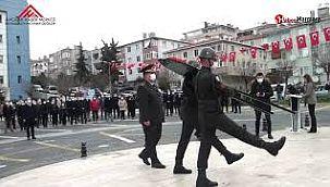 18 Mart Çanakkale Zaferi ve Şehitleri Anma Günü Avcılar'da Saygıyla Anıldı