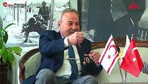 Kıbrıs Gazisi Muharip Gaziler Derneği Avcılar Başkanı Nurettin Ağaoğlu | #GazilerdenAnılar