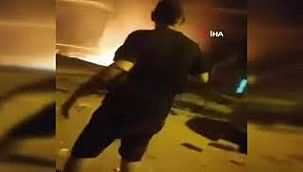 İstanbul #Avcılar'da doğalgaz patlaması: 4 Yaralı
