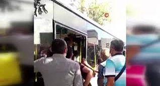 İstanbul'da vatandaşın bozuk İBB otobüs çilesi bitmiyor